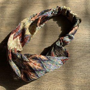 Patterned Fabric Headband